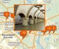 Станции метрополитена в Киеве