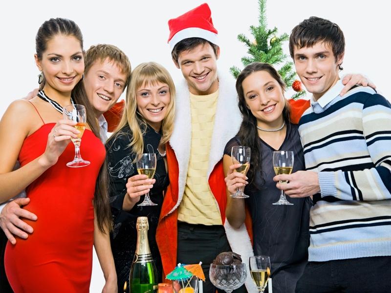 Где встретить Новый год в Киеве?