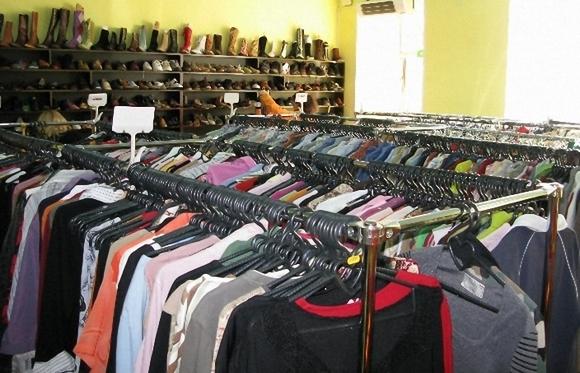 Где в Киеве найти одежду из сэконд хэндов?