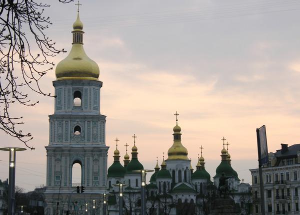 Какие древнейшие храмы есть на территории Киева?