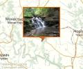Русиловские водопады, памятник природы