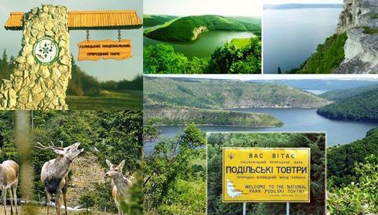 Как создать природный парк
