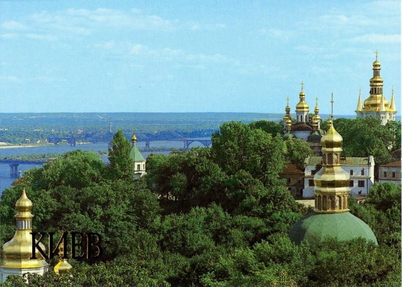 Чем интересны заповедники Киева?