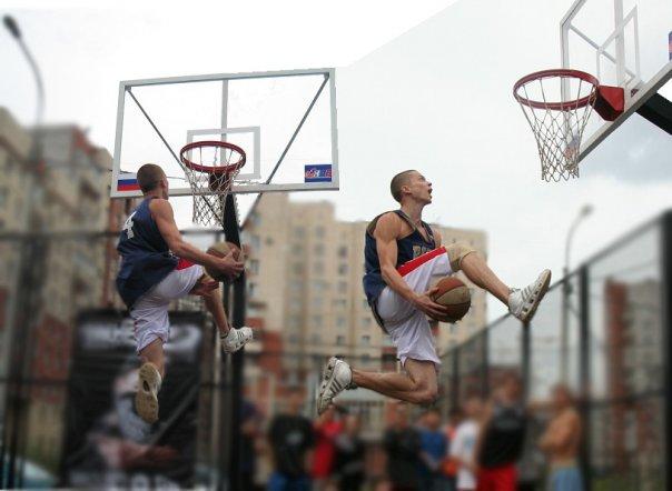 Где поиграть в стритбол в Киеве