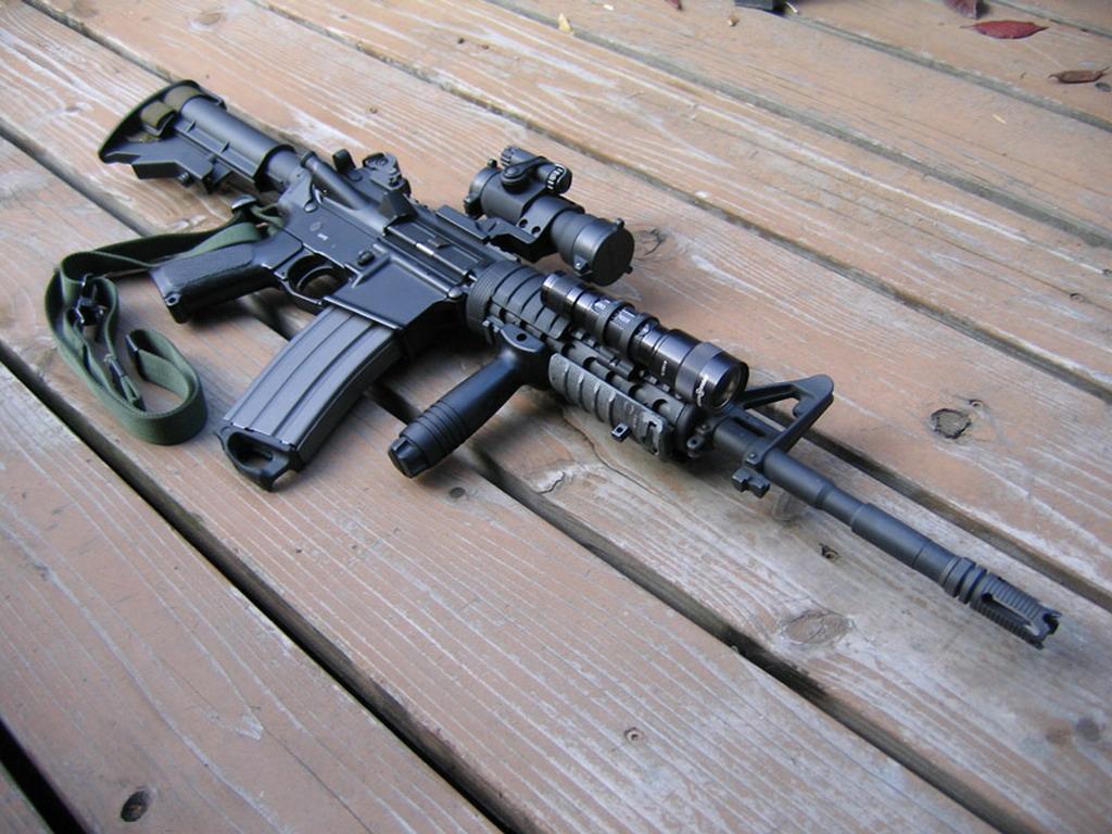 Где можно пострелять из огнестрельного оружия в Киеве?