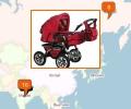 Как выбрать детскую коляску в Киеве?