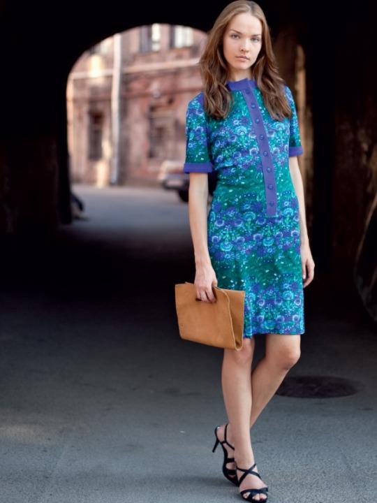 Где находятся магазины винтажной одежды в Киеве?
