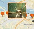Станции метрополитена в Днепропетровске
