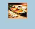 Где можно поесть суши в Киеве?