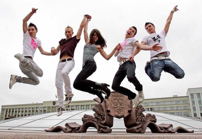Где научиться танцевать тектоник в Киеве?