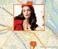 Где находятся имиджевые центры в Киеве?