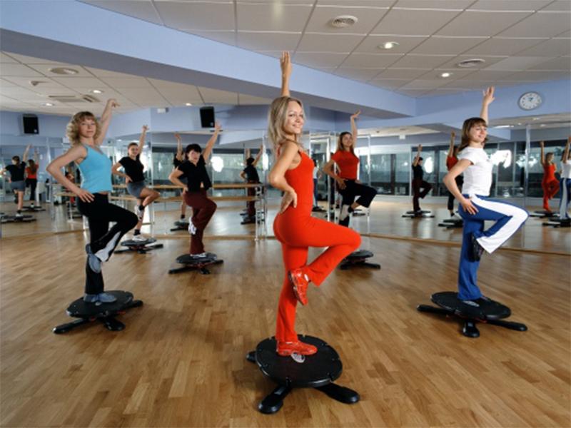 Где находятся фитнес-центры Киева?