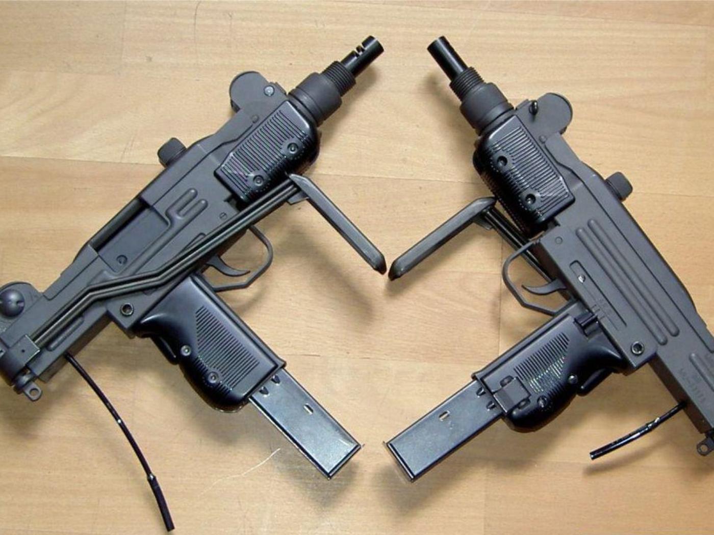 Где находятся оружейные магазины в Киеве?