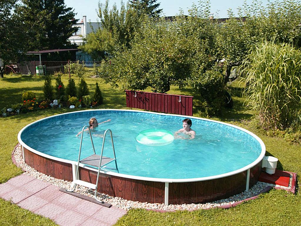 Где приобрести дачный бассейн в Киеве?