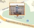 Площадь Буденного (Буденновская площадь)