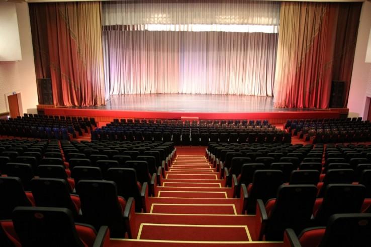 Концертные залы Киева