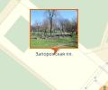 Парк Металлургов в Запорожье