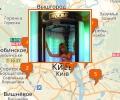 Где находятся студии загара в Киеве?