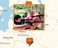 Где находятся тиры и стрелковые клубы в Киеве?