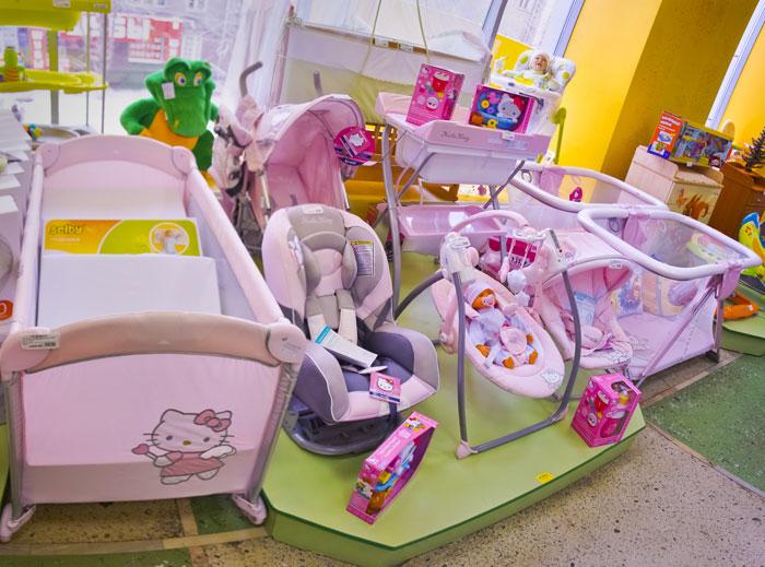 Где купить товары для новорожденных в Киеве?