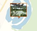 Озеро Балластное в Вознесенске